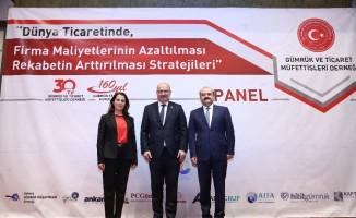 """ATO'da """"Dünya Ticaretinde Firma Maliyetlerinin Azaltılması"""" paneli"""