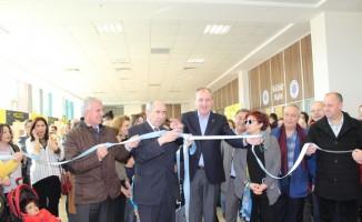 Biga Belediyesi Kitap Fuarı açıldı