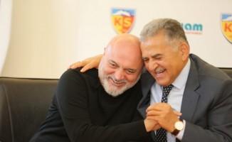 Büyükkılıç, Kayserispor'u başarılar dileyerek yolcu etti