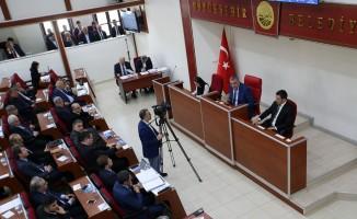 Büyükşehir'de yılın son meclisi toplanıyor
