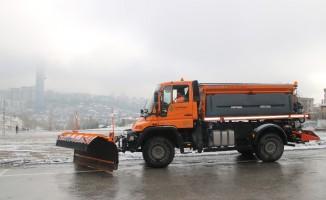 Çankaya'dan kar yağışına karşı acil müdahale