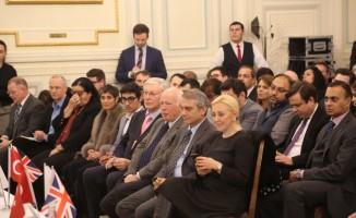 Cumhurbaşkanlığı Londra'da