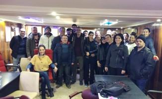 Erdek'te Girişimcilik Kursu sona erdi