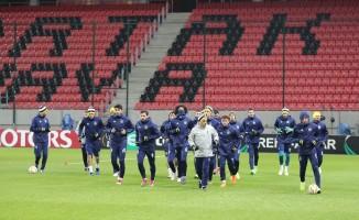 Fenerbahçe, Spartak Trnava maçı hazırlıklarını tamamladı