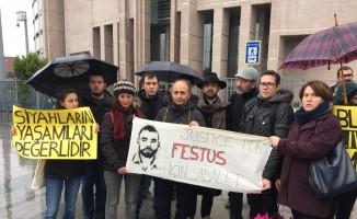 Festus Okey davasının yeniden görülmesine başlandı