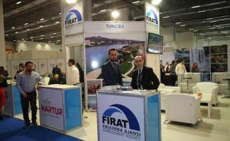 FKA bölge illerini Travel Turkey Fuarı'nda tanıttı