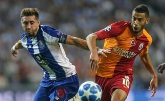 Galatasaray Portekiz takımları ile 6 kez karşılaştı