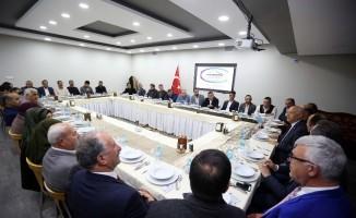 Haymanalılardan Başkan Yaşar'a tam destek