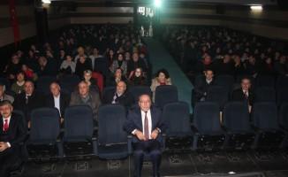 Kastamonu'da 10 Aralık Dünya İnsan Hakları Günü kutlandı
