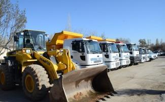 Kırıkkale Belediyesi kışa hazır