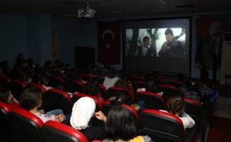 Lice'de 'sinema günleri' etkinliği devam ediyor