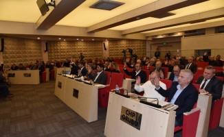 Manisa'da yılın son meclis toplantısı gerçekleştirildi