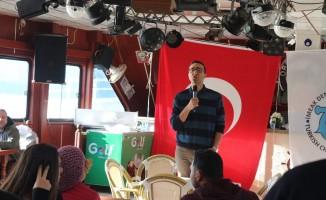 Marmaris'te amatör denizci eğitimlerine yoğun ilgi