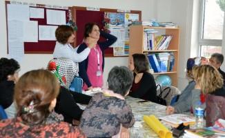 Menteşe'de öğretmenlere temel ilk yardım eğitimi