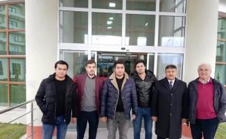 Özbekistan sağlık turizm acentelerinden hastane ziyareti