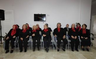 Palyatif Bakım Evi'nde yaşlılara konser
