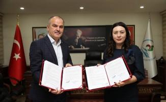 Pamukkale Belediyesi'nde yeni atık yağ toplama protokolü imzalandı