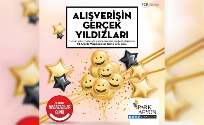 """Park Afyon AVM """"Dünya Mağazacılar Gününü"""" kutladı"""