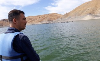 Sarımemet ve Koçköprü barajlarında stok tespit çalışması