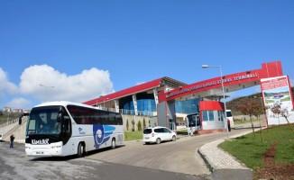 Şehirlerarası otobüsler yolcu indirebilecek