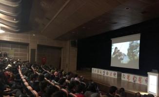 'Sınavdır geçer' programına öğrencilerden büyük ilgi