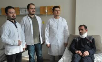 Şırnak'ta ilk defa yapılan ameliyatlarla hasta sağlığına kavuştu