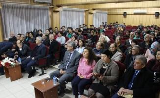 Söke'de 'İnsan Hakları' konferansı