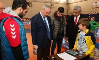 Spor tarihine yön verecek proje Eyüpsultan'da başladı