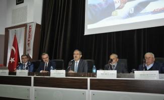 SÜ'de Sanayi ve Ekonomide Yabancı Dilin Önemi Paneli yapıldı