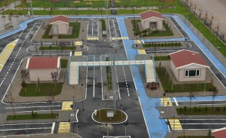 Trafik Eğitim Parkı hizmete açıldı