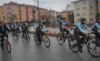 """Trakya Üniversitesi Bisiklet Topluluğu'ndan """"Kampüse Yolculuk"""""""