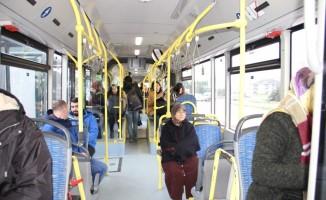 UlaşımPark 41 milyondan fazla yolcu taşıdı