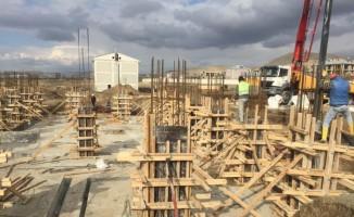 Van Atık Su Arıtma Tesisi inşaatı hızla ilerliyor