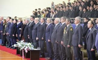 Yalçın Topçu, Haydar Aliyev'i anma törenine katıldı