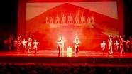 Anadolu Ateşi Tiflis'te sahne aldı