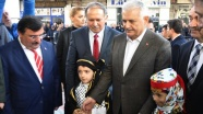 Başbakan Yıldırım Artvin Valiliğini ziyaret etti