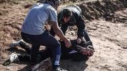 Batı Şeria'daki gösterilerde 18 Filistinli yaralandı