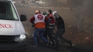 Batı Şeria, Kudüs ve Gazze'deki gösterilerde 45 Filistinli yaralandı