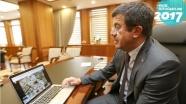 Ekonomi Bakanı Zeybekci 'Yılın Fotoğrafları' oylamasına katıldı