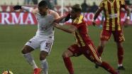 Galatasaray, liderliği Malatya'da bıraktı