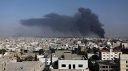 İsrail'den Gazze'ye top ateşi