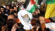 Kudüs ve Batı Şeria şehitlerini uğurladı