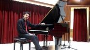 Oyuncak orgla başladı piyano virtüözü oldu