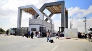 Refah Sınır Kapısı 4 günlüğüne açıldı