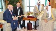 TBMM Başkanı Kahraman Kuveyt Başbakanı ile görüştü