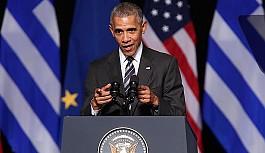 ABD başkanı Obama'dan kritik mesaj