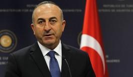 """Çavuşoğlu """"Avrupa'nın en büyük sorunu hoşgörüsüzlüktür"""""""