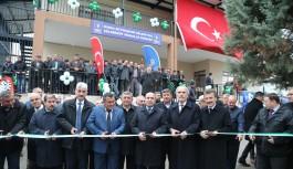 Yenişehir modern mahalle konağına kavuştu
