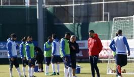 Antalyaspor, Fenerbahçe maçının hazırlıklarına...