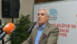 Başkan Mustafa Bozbey, en faal olan derneklere plaket verdi